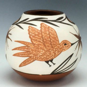 Early, Max – Jar with Hummingbirds
