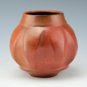 Manymules, Samuel  – Facet Rib Melon Bowl