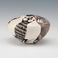 Naha, Sylvia – Lizard, Corn & Shard Design Seedpot