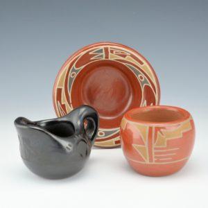 Pottery by Dolorita Tafoya Gutierrez