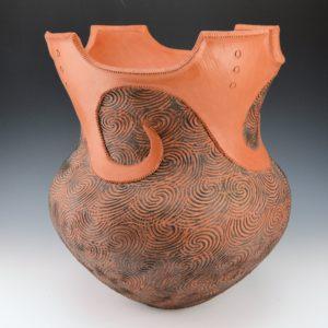 Zane Smith, Jamie – Iroquois Inspired Water Jar