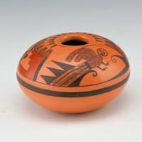 Kahe, Val – Mini Bowl with Bird Design