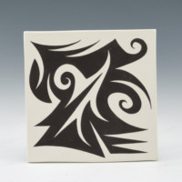Lewis, Eric – Tile with Cloud Sprials