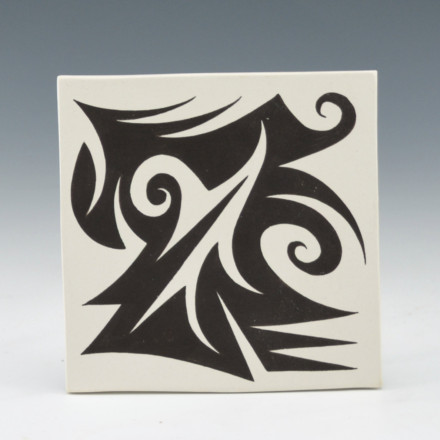 Lewis, Eric – Tile with Cloud Spirals