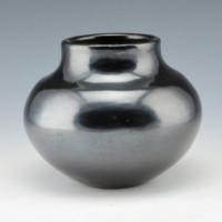 "Martinez, Maria – Short Water Jar, ""Maria Poveka"", 1950's"