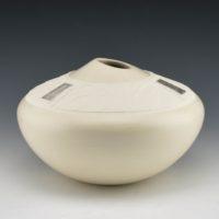 Duwyenie, Preston – Shifting Sand Design Jar with Silver