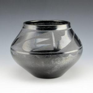 Roybal, Tonita – Jar with Rain and Cloud Design (1920's)