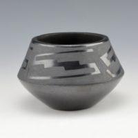 Roybal, Tonita – Bowl with Lightning Designs (1920's)