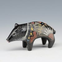 Moquino, Jennifer – Javalina Clay Figure