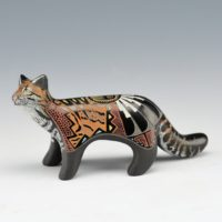 Moquino, Jennifer – Ocelot Clay Figure