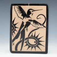 Ortiz, Virgil – Hummingbird Tile