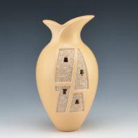 Qoyawayma, Al – Cliff Dwelling and Mosquito Man Serenity Jar