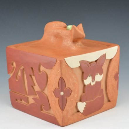 Borts-Medlock, Autumn  – Box with Foxes