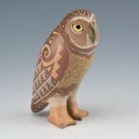 Moquino, Jennifer – Brown Owl Figure