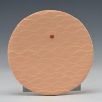 Duwyenie, Preston – Red Shifting Sand Plate with Coral