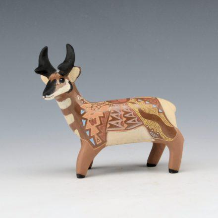 Moquino, Jennifer – Brown Antelope Figure