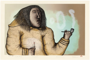 Smoke Rings Sign New York City