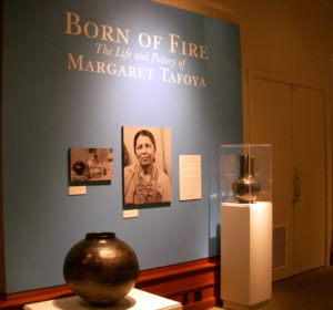 Born Fire Pottery Margaret Tafoya