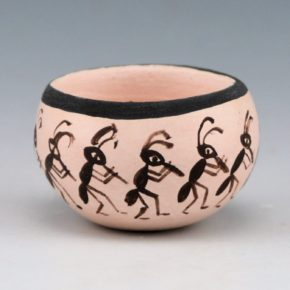 Naha-Nampeyo, Cheryl – Small Bowl with Ants