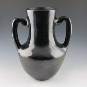 Tafoya, Margaret  – Double Handle Water Jar (1960's)