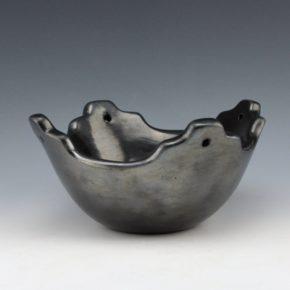 Tafoya, Margaret – Fully Polished Kiva Bowl (1970's)