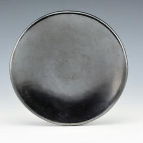 "Martinez, Maria – Plainware Plate ""Maria Poveka"", 1950's"