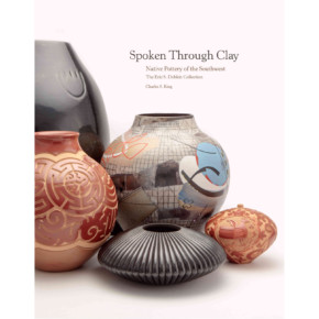 "King, Charles S., ""Spoken Through Clay"""