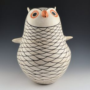 Garcia, Jessie – Very Large Owl Figure (1970's)