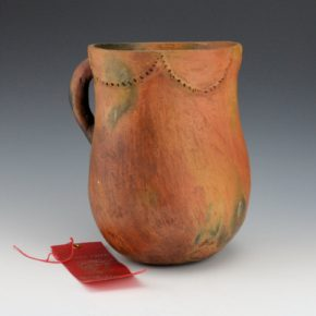 Begay, L Charley – Jar with Handle (1969)