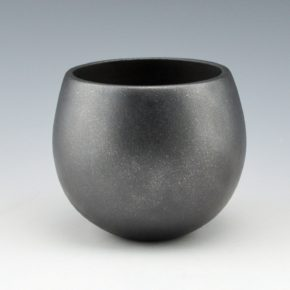 Vigil, Robert – Black Micaceous Bowl