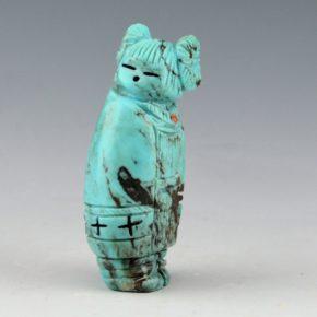 Quandelacy, Faye – Turquoise Hopi Maiden