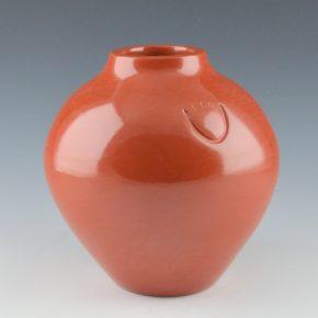 Ebelacker, Jason – Red Storage Jar