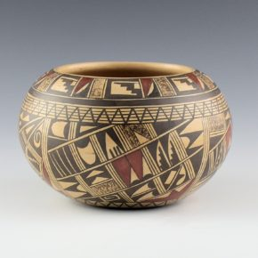 Huma, Rondina – Small Bowl with Geometric Shard Design