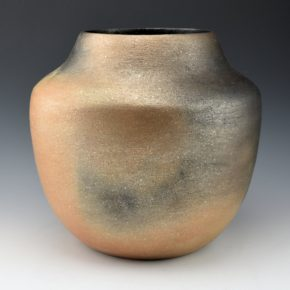 Honyumptewa, Kimberly Riley – Large Picuris Micaeceous Jar