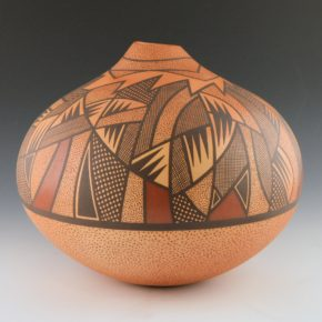 Namingha, Les – Hopi Shards Jar
