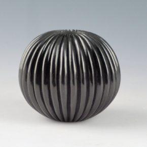 Youngblood, Nancy – Miniature 32 Rib Melon Bowl