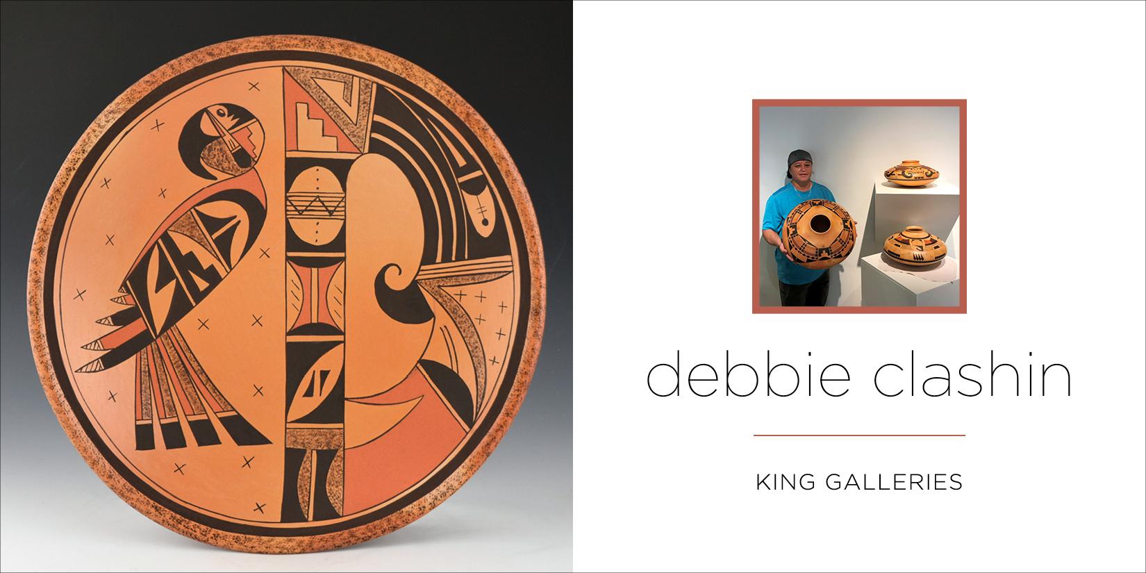 Debbie Clashin