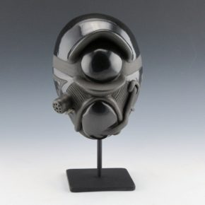 Moquino, Ty – Mask With Carved Visor and Filter (Age 15)