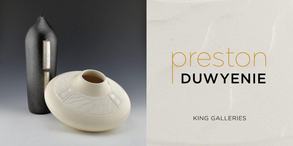 Preston Duwyenie