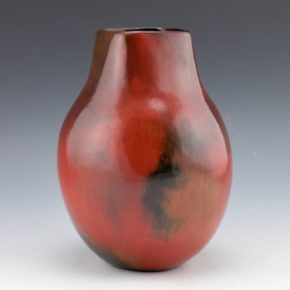 Cling, Alice – Shoulder Jar with Square Mouth