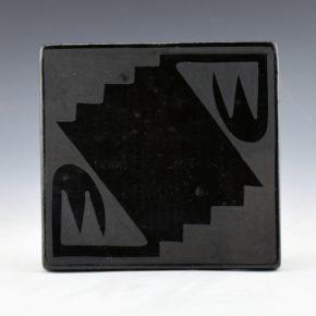 Blue Corn – Tile with Lightning Design (1960's) (#9)