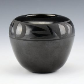 Martinez, Santana & Adam – Bowl with Lightning Designs (1970's)