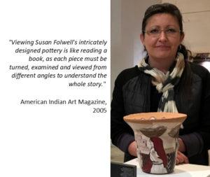 Susan Folwell, Santa Clara