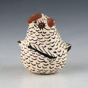 Laate, Jennie – Clay Zuni Owl (1980's)