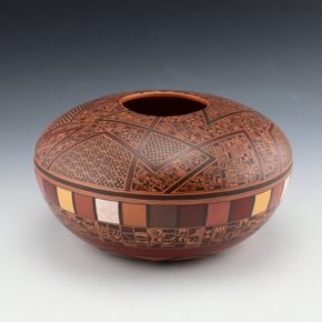 Namingha, Les – Mosaic Design Bowl