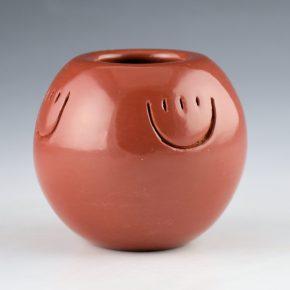 Tafoya, LuAnn – Mini Red Bear Paw Bowl