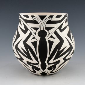 Lewis, Eric – Jar with Butterfly