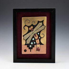 "Borts-Medlock, Autumn – ""Raincloud Dragonfly"", 10/65"