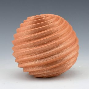 Toya, Dominique – Micaceous Swirl Meon Seedpot