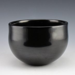 Tafoya, Margaret – Fully Polished Open Bowl (1980)